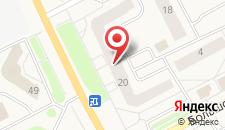 Мини-отель Орманд на карте