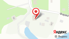 Парк-Отель Лавола на карте