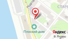 Апарт-отель ApartmentVyborg на карте