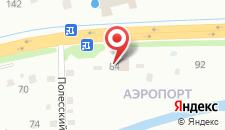 Отель Петроградъ на карте