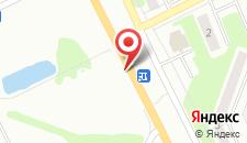 Гостиница Полоцк-Стекловолокно на карте