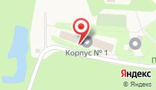 Парк-Отель Пушкиногорье на карте