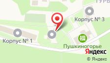 Апартаменты Филиса на Турбазе на карте
