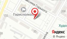 Клубный Отель Вишневый сад на карте