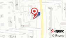 Апартаменты PaulMarie на Строителей 56 на карте