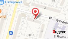 Апартаменты Ораниенбаум на карте