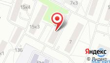 Семейный отель Старый Петергоф на карте