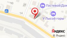 Гостевой дом На Комсомольском на карте
