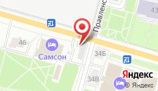 Гостевой дом Дом Трувеллера F&F на карте