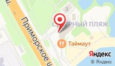 Отель Таймаут на карте