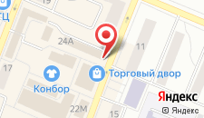 Мини-отель Регион на карте
