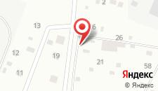 Мини-отель Ягодка на карте