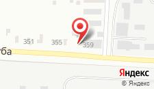 Отель Место под солнцем на карте