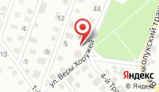 Усадьба У Петровича на карте