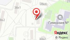 Апартаменты Интернациалистов 28 на карте