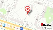 Апартаменты Московский 48 на карте