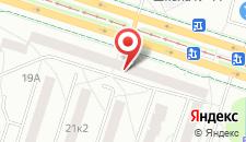 Апартаменты Московский 19 на карте