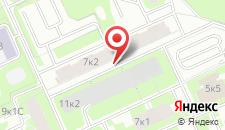 Гостиница FreeДОМ на карте