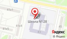 Апартаменты На улице Правды на карте