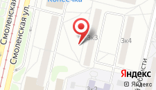 Апартаменты в Витебске на карте