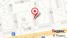 Апартаменты На Проспекте Фрунзе на карте