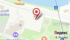 Парк-Отель Гермес на карте