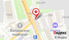 Мини-отель Отель у церкви на карте