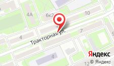 Мини-гостиница АБСОЛЮТ на карте