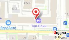 Мини-отель Le Vashoff на карте