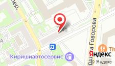 Мини-отель Алекс отель на Балтийской на карте