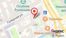Бутик-Отель Ленинград на карте