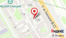 Мини-отель Райский уголок на карте