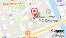 Апарт-отель 365 на Римского-Корсакова на карте