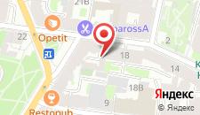 Мини-отель Апартаменты на карте