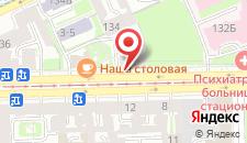 Мини-отель Students Rooms на Троицком на карте