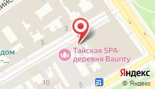Мини-отель Делюкс на карте