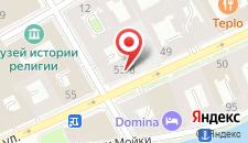 Гостиница БИГ МАРИН на карте