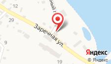 Отель Бабай на карте