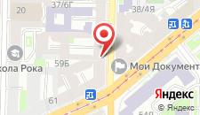 Мини-отель Сабрина Эконом на карте