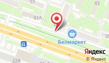 Апартаменты Якубовского 37а на карте