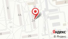 Гостиница Сигнал на карте