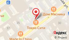 Хостел EveRest на карте