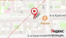 Гостевой дом Троицкий на карте