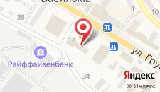 Гостиница Ярославна на карте