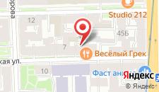Гостиница ROTAS на Красноармейской на карте