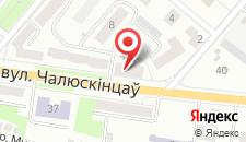 Апартаменты PaulMarie на Челюскинцев на карте