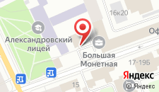 Бутик-Отель Аристократ на карте