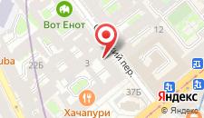 Отель Атмосфера на Спасском 11 на карте