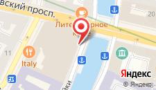 Отель Талион Империал Отель на карте