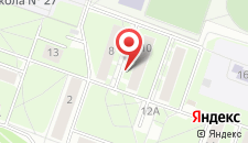 Апартаменты Орловский на карте